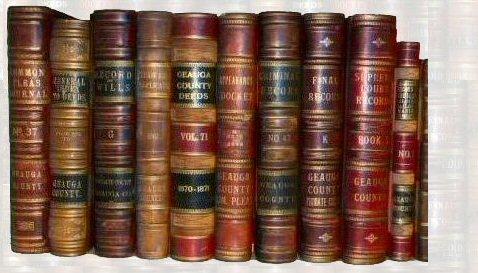 Ohio Bible Records